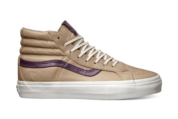 9265920319b Vans Vault 2012 Fall Italian Leather OG Sk8-Hi LX Pack
