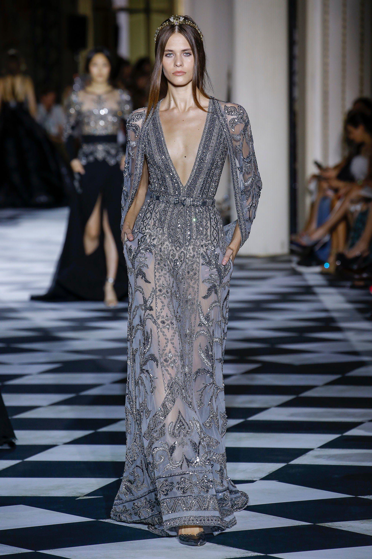 Zuhair Murad Fall 17 Couture Fashion Show  Couture mode