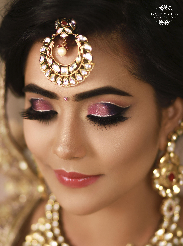 Pin By Shruti Bhatt On Shruti Bhatt Makeup Artist Bridal Eye