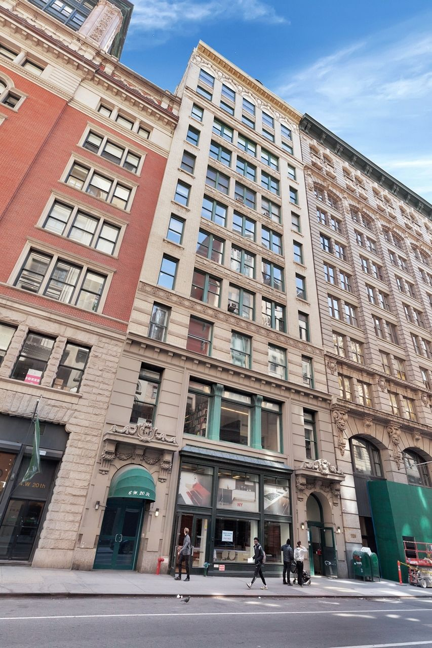 6 W 20th St New York Ny 10011 Office Condo Property For Sale On Loopnet Com Commercial Real Estate Commercial Property For Sale Investment Property