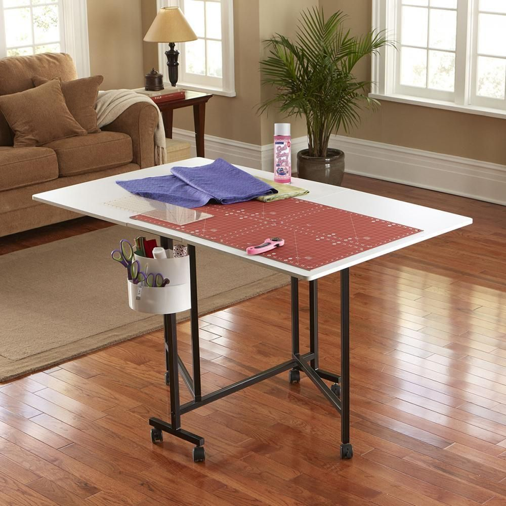 27+ Folding art craft table info
