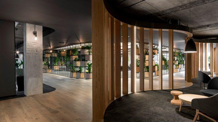 slack european hq by odos architects iroda pinterest slacks