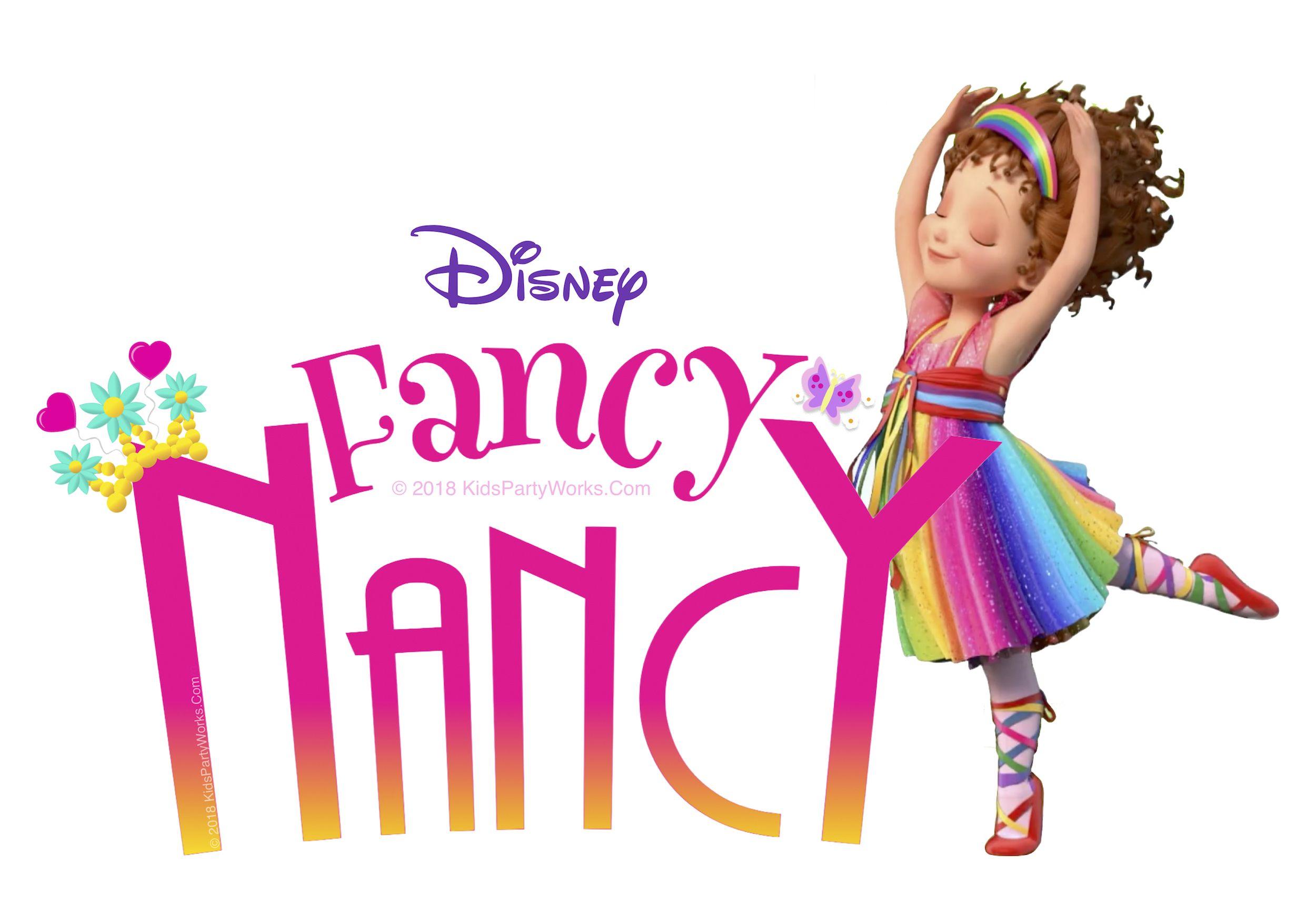 Free Fancy Nancy Font Includes 2 Splendiferous Fonts For Lots Of Fun Projects Like Fancy Nancy Invitations Fa Fancy Nancy Clancy Fancy Nancy Party Fancy Nancy