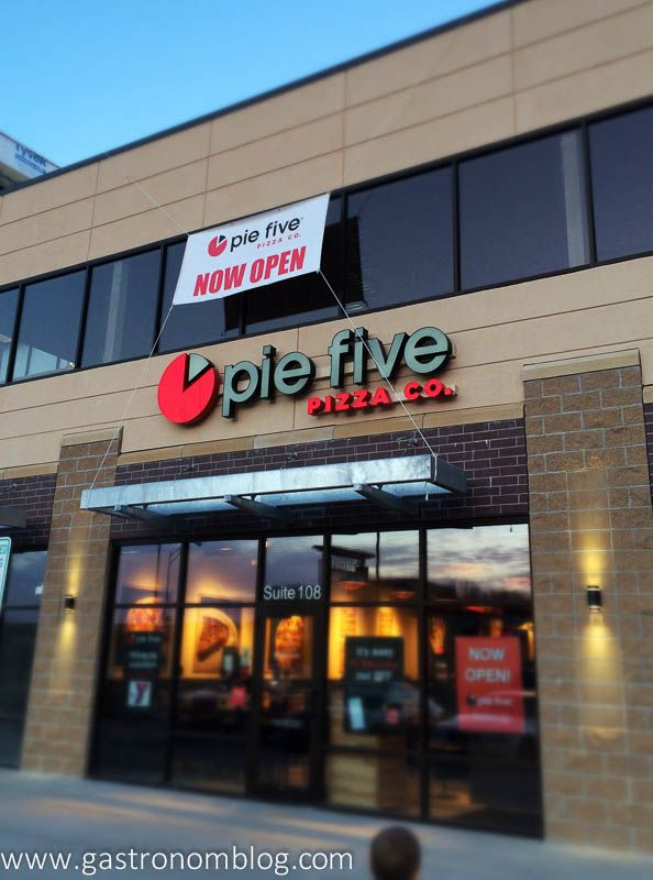 Pie Five Pizza Comes To Omaha A Great Pizza Chain Restaurant