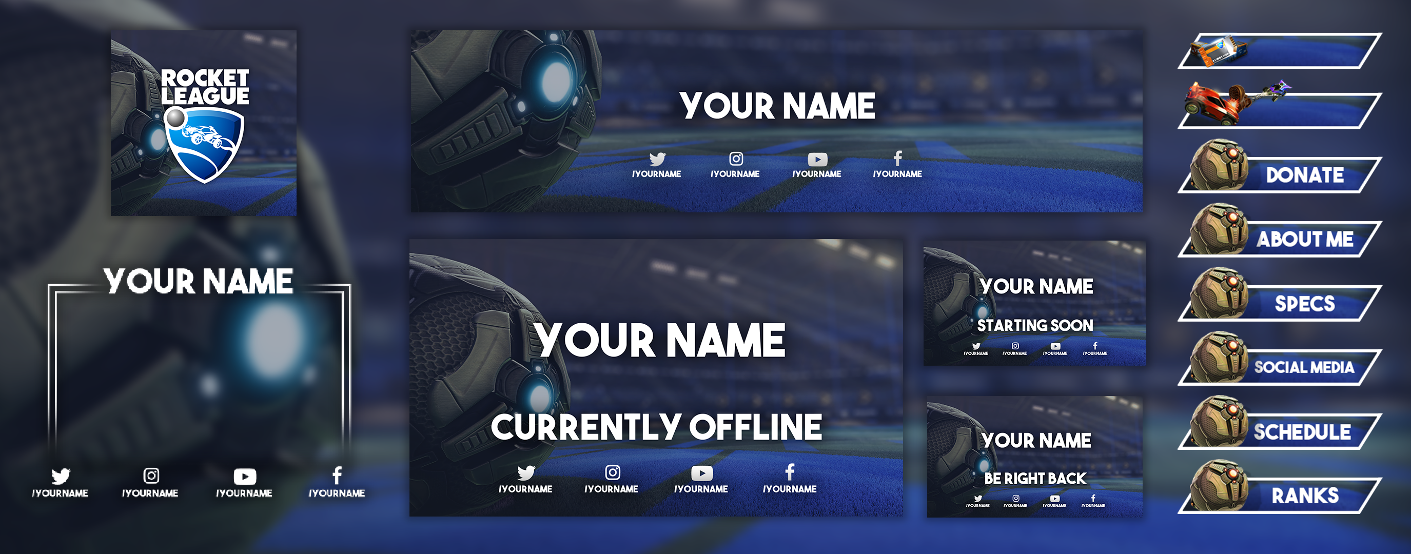 Free Twitch Graphics For Stream Including An Overlay Panels Banner Profile Photo And Offline Afk Screen Link For Pdf Downl Internet Games Twitch Streaming