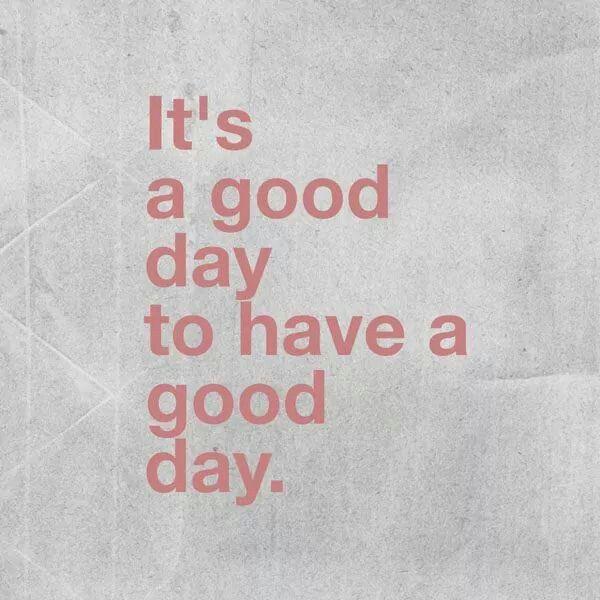 It is :)