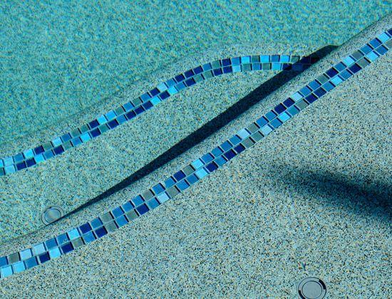 swimming pool tile trim swimming pool