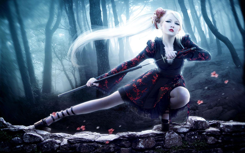 Samurai Girl Jpg 1 440 215 900 Pixels Samurai Pinterest