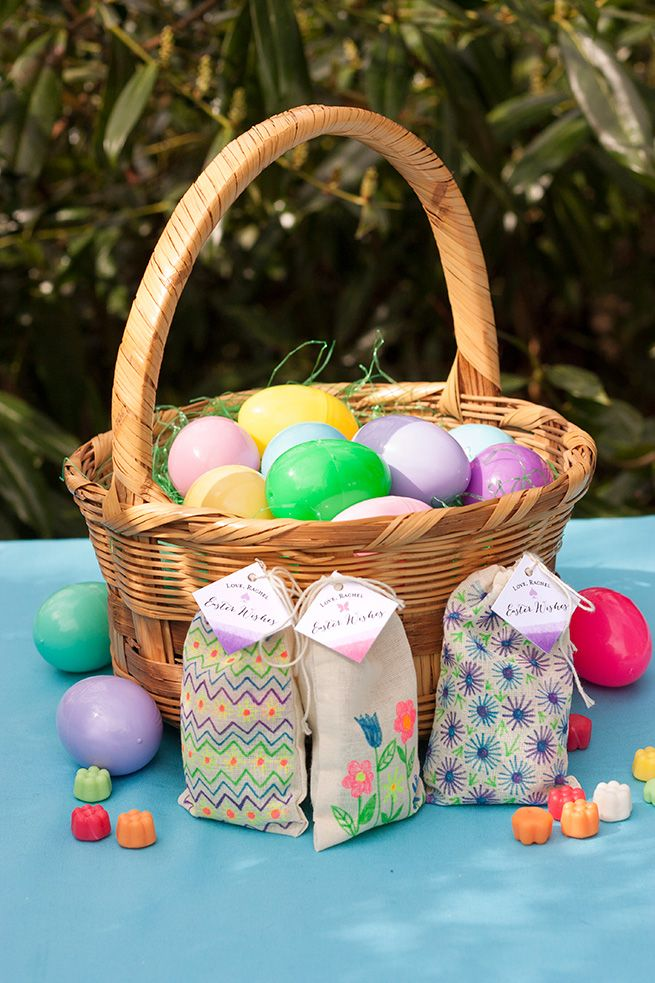 Diy easter gift bags easter how to make diy easter gift bags tutorial hangtags favors shop negle Image collections