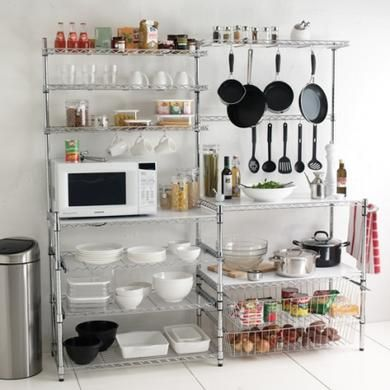 Howards Storage World | Extra Kitchen Bench Space | For the ...