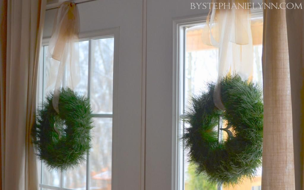 Under The Table and Dreaming: From Our House to Yours - Christmas Decor 2012