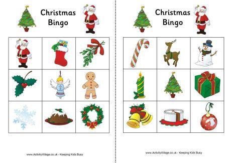 tutustu kiinnostaviin ideoihin christmas bingo - Printable Christmas Bingo