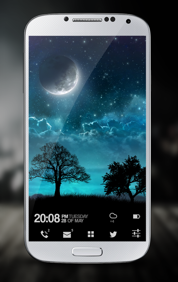 Apk for Android Dream Night Pro Live Wallpaper 1.5.6 apk