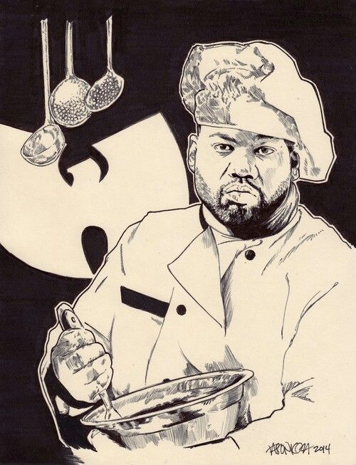 Raekwon The Chef