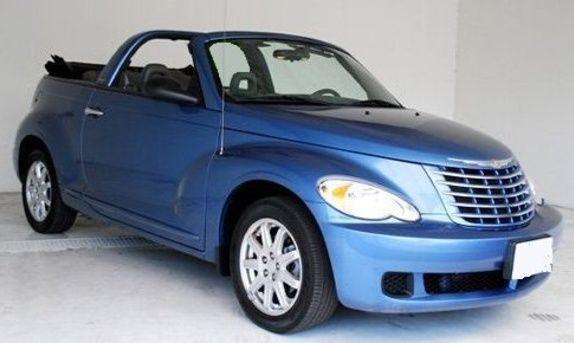 Chrysler Pt Cruiser 2007 Rental Alternative In Long Beach Ca By
