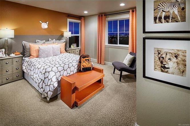 16325 84th Ln Arvada Co 80007 4 Beds 3 5 Baths Beautiful Bedrooms Safari Bedroom Bed
