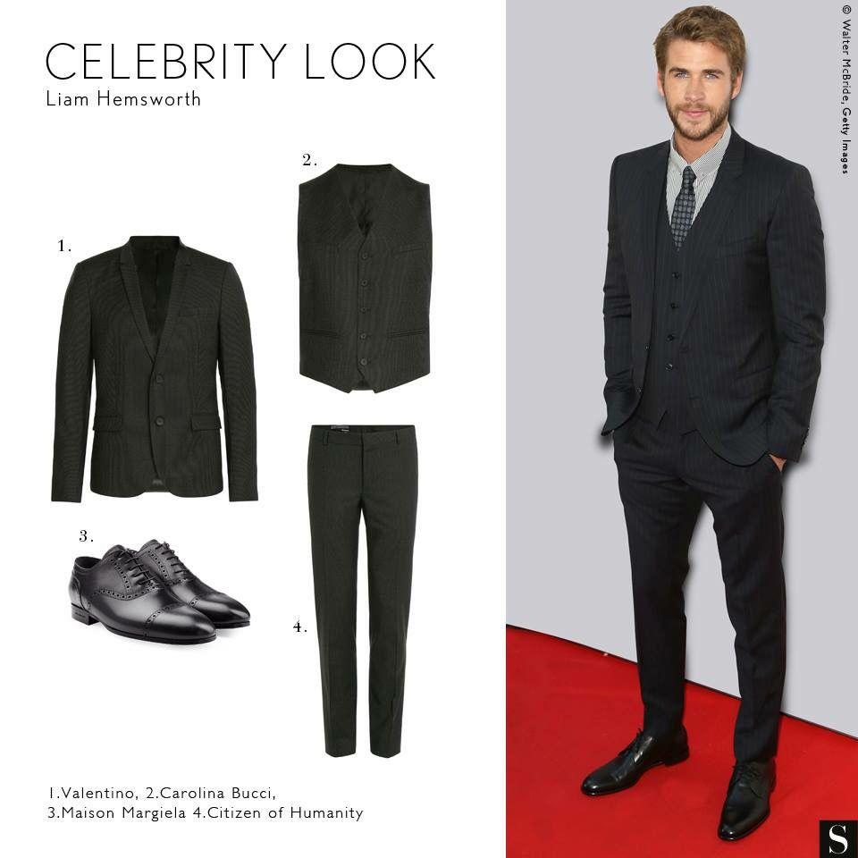 Get The Look Menswear Pinterest