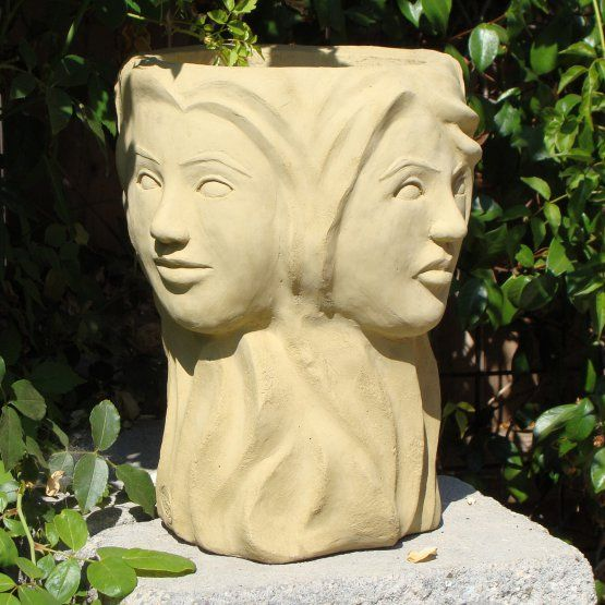 Designer Stone Expressions Urn