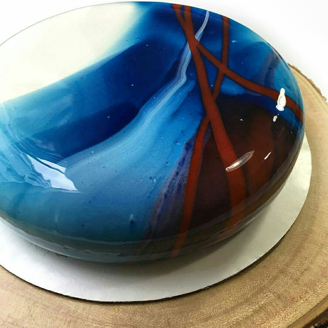 cake art by cakes in 2019 mirror glaze. Black Bedroom Furniture Sets. Home Design Ideas