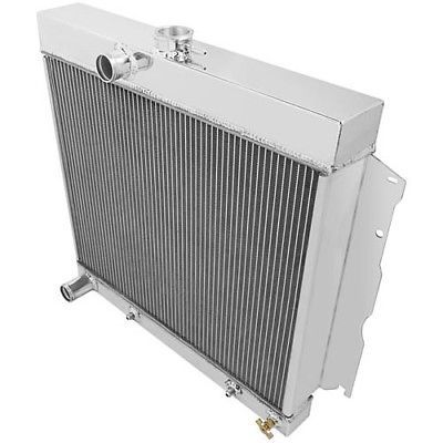Champion Cooling Systems Mc1635 Blemished All Aluminum Radiator