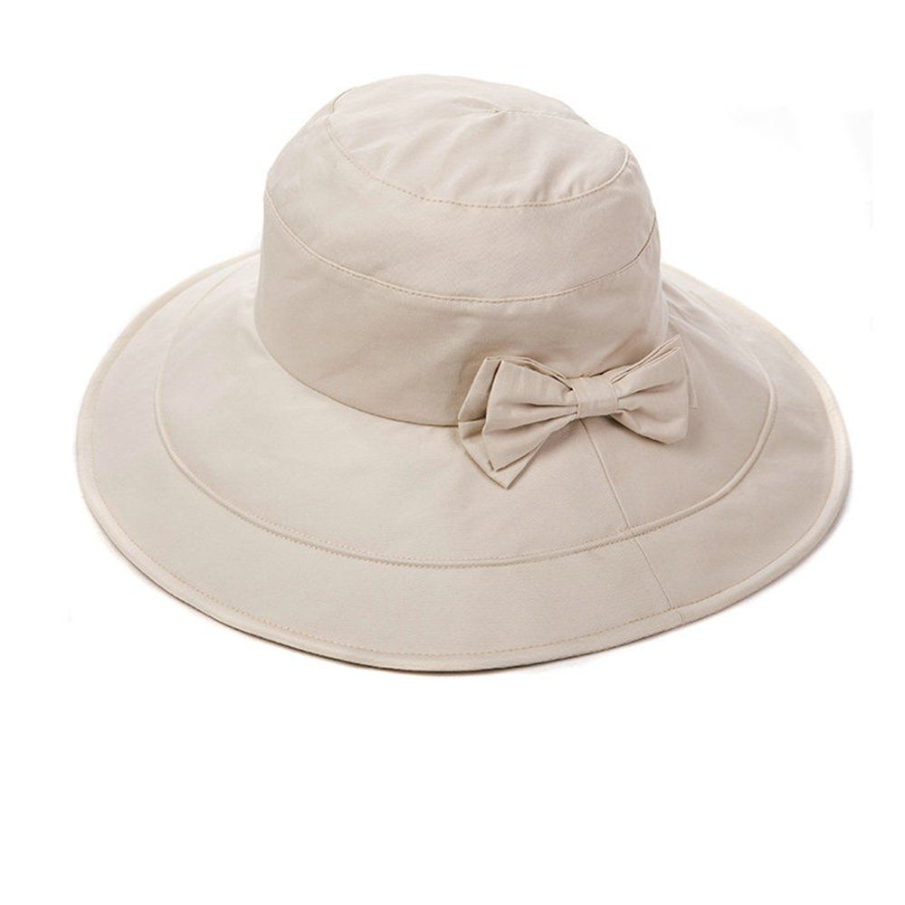 a12f6102b973dc Siggi Bucket Boonie Cord Fishing Beach Cap Summer Sun Hat Wide Brim for  Women…