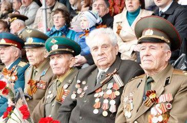 Пенсии по старости инвалидам войны