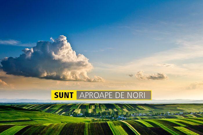 SUNT APROAPE DE NORI