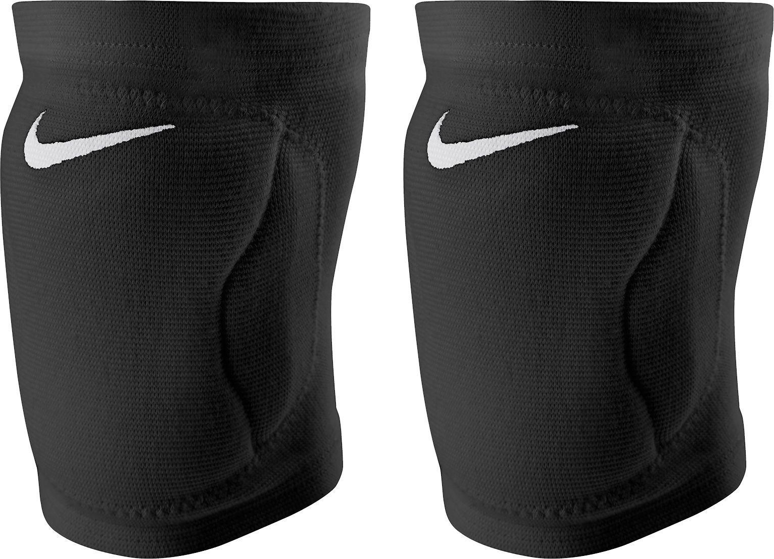 Nike Youth Streak Volleyball Knee Pads Black In 2020 Volleyball Outfits Volleyball Knee Pads Nike Volleyball