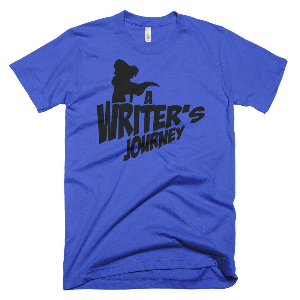 A Writer's Journey - Shirt #2 - Ladies