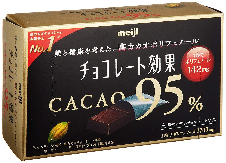 健康 チョコ