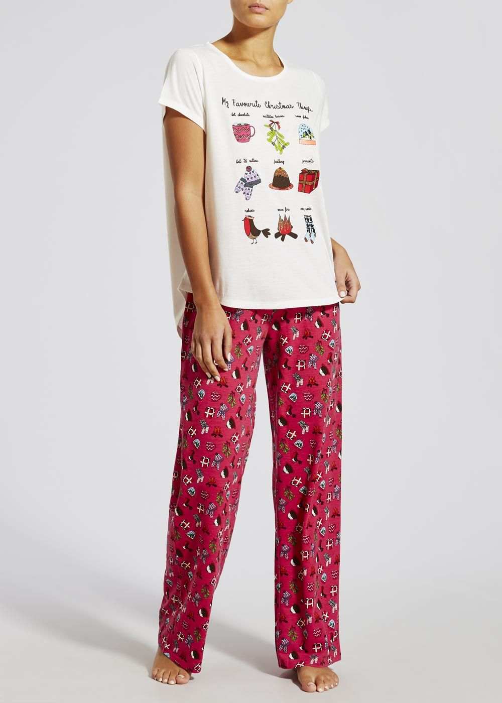 Womens, Mens, Kids & Homeware Online Christmas pajamas