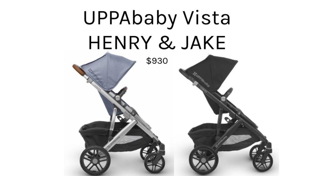 UppaBaby Cruz vs. UppaBaby Vista Uppababy vista