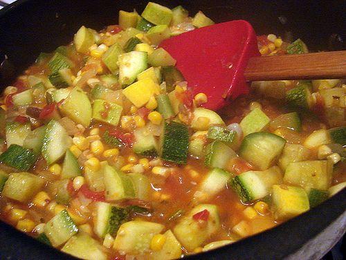 Recetas Comidas Con Bistec De Puerco Receta De Calabazas Con Puerco Recipe Mexican Food Recipes
