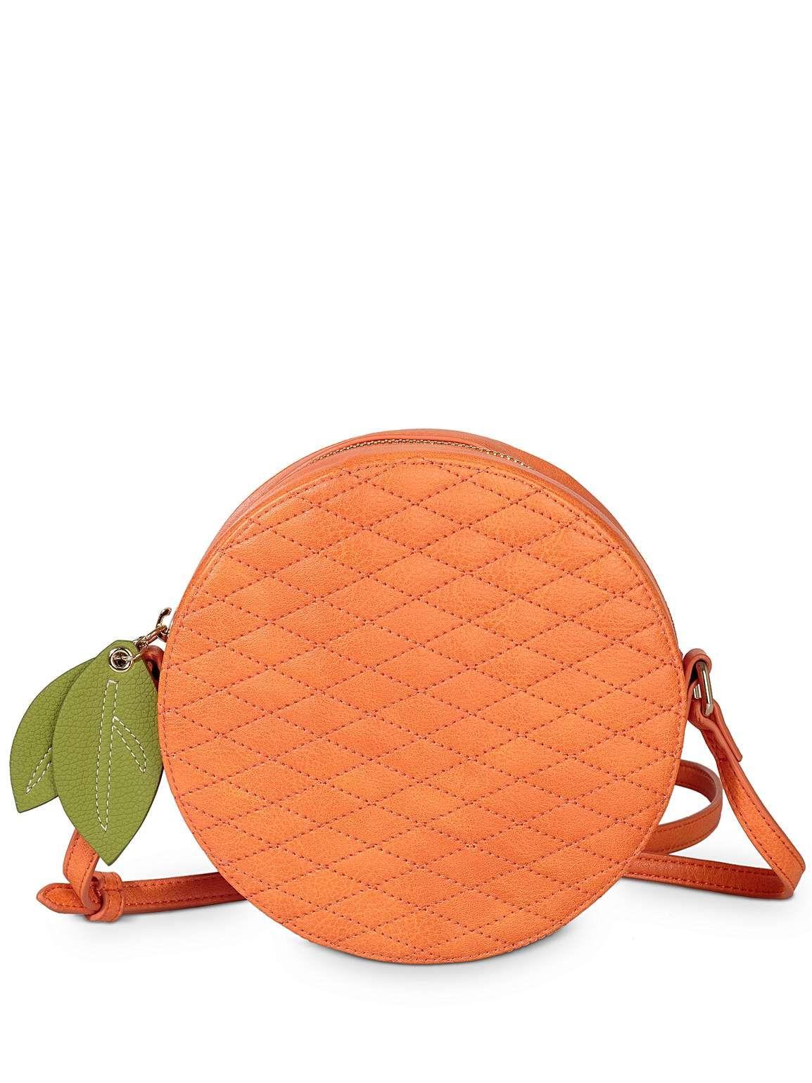 Orange Fruit Cross Body Bag in 2020   Crossbody bag, Orange