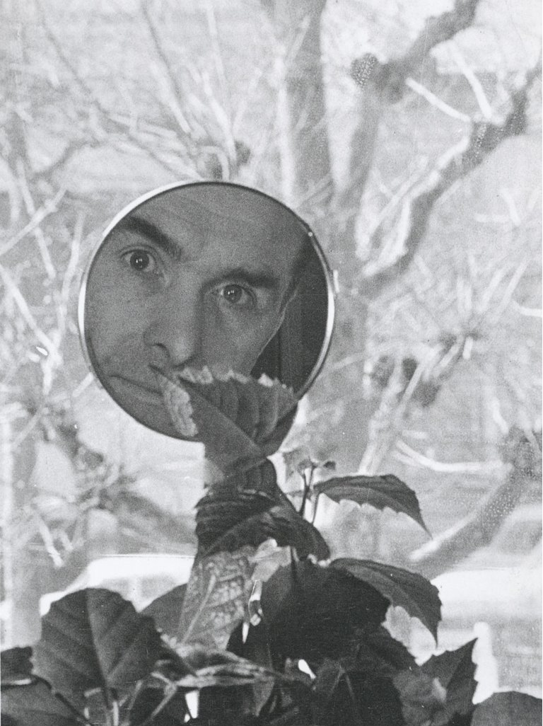 Robert Doisneau //Self-portrait, 1953