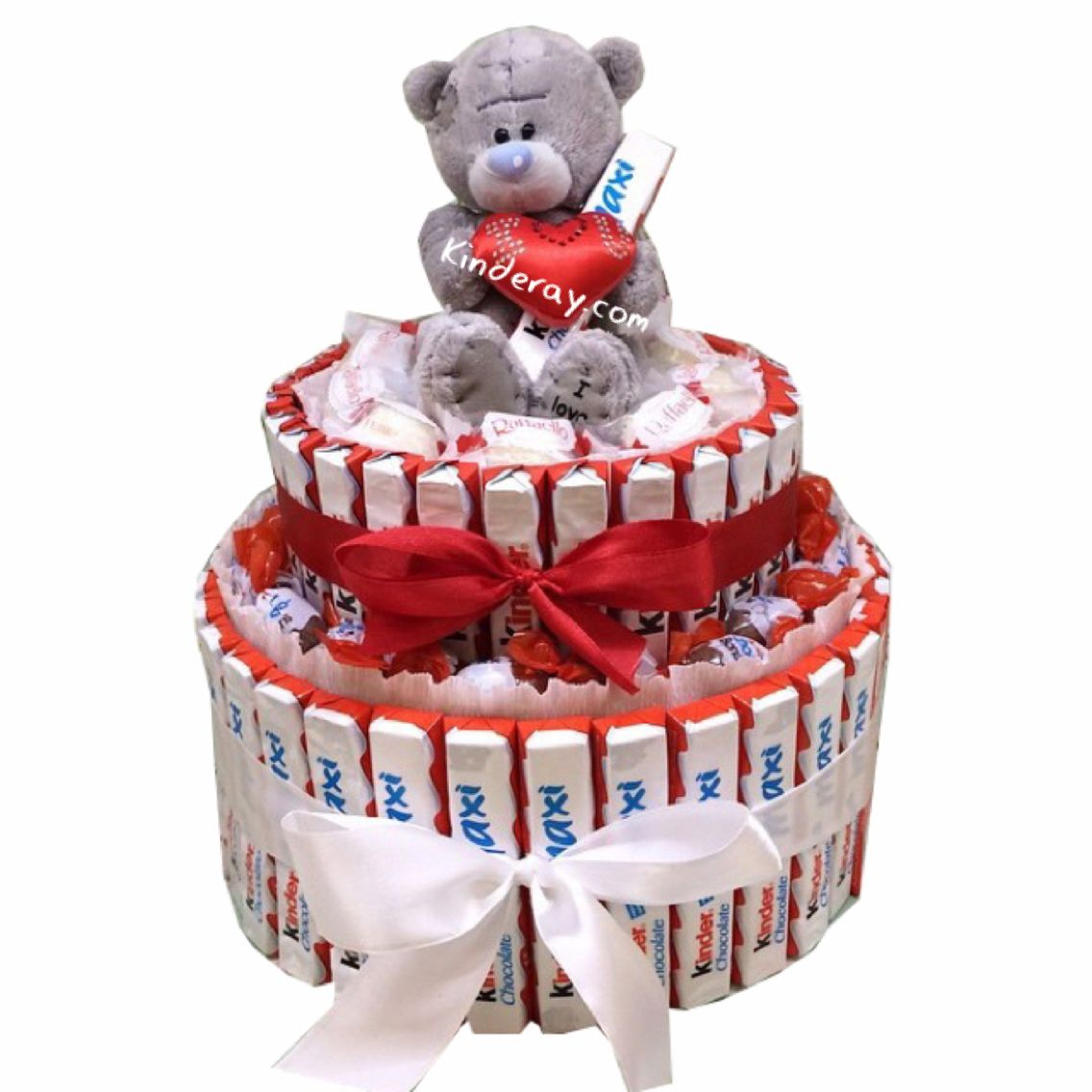 Kinder surpise cake with teddy bearkinder tortu teddy i love u kinder surpise cake with teddy bearkinder tortu teddy i love u miskasi negle Image collections