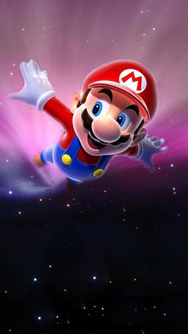 Fantasy Cartoon Super Mario Iphone 5s Wallpaper Download Iphone Wallpapers Ipad Wallpapers One Stop Downlo Super Mario Art Mario Art Iphone 6 Plus Wallpaper