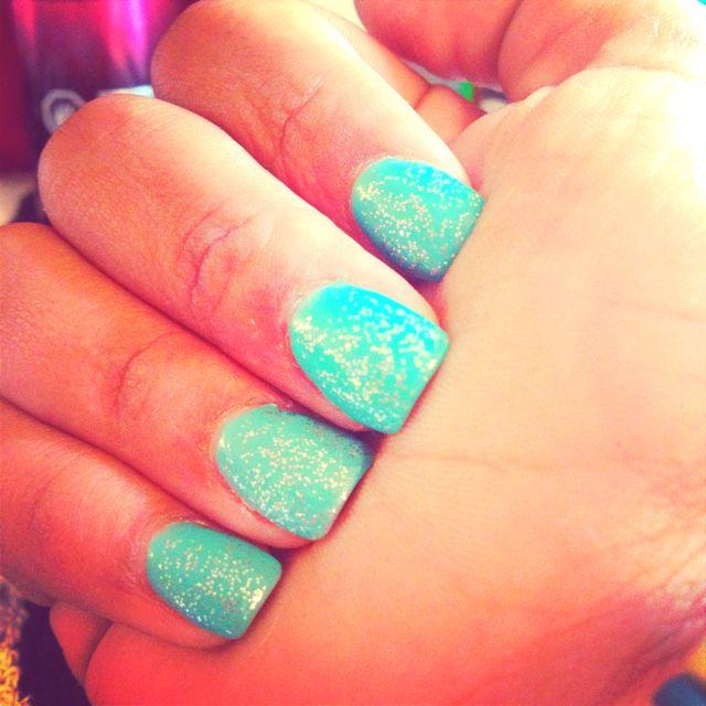 My nails. <3