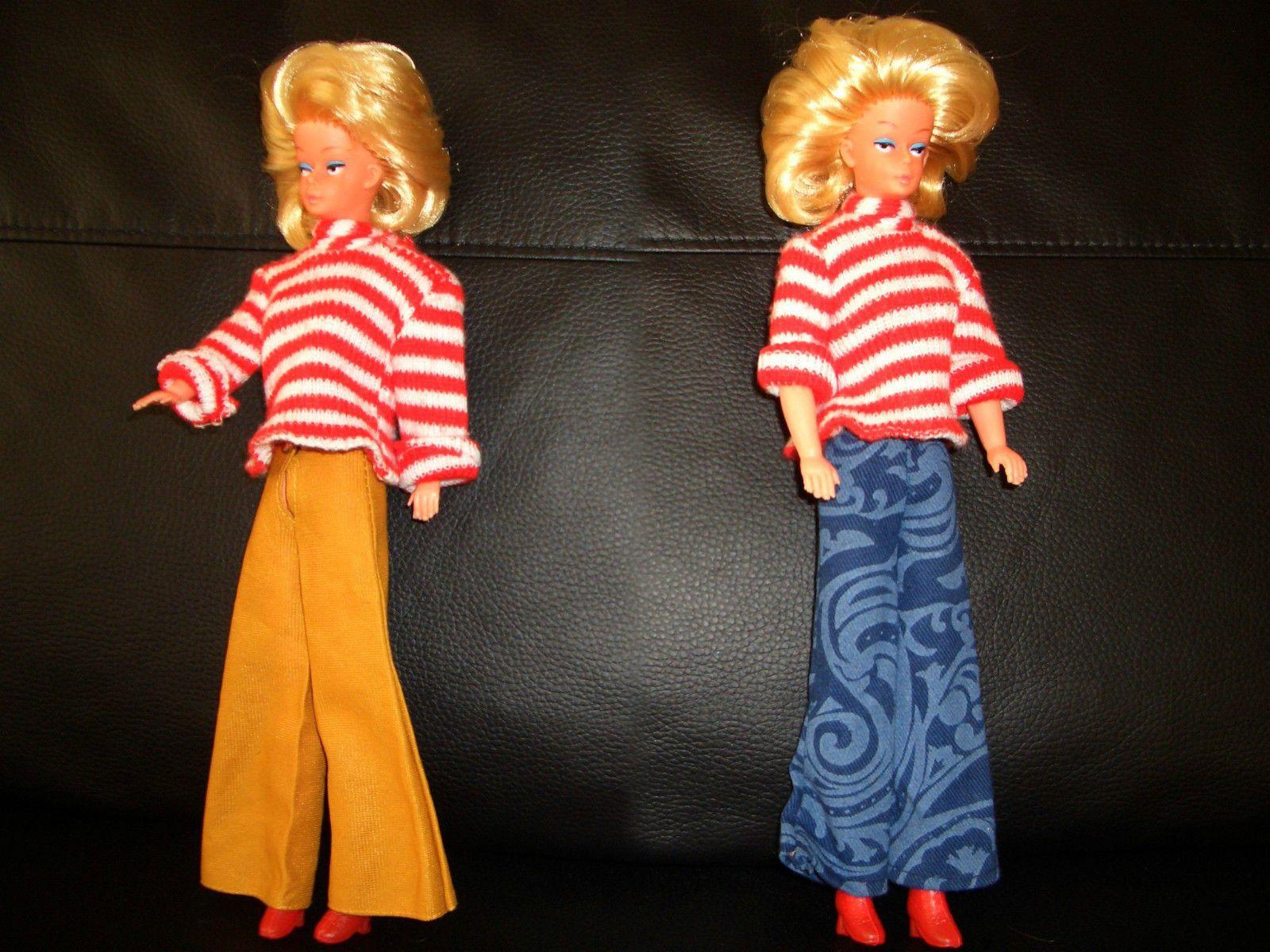 Vintage Ddr Barbie Puppe Steffi Waltershausen 1966 Doll Germany