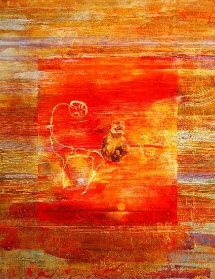 Image result for 3 of wands margarete Petersen