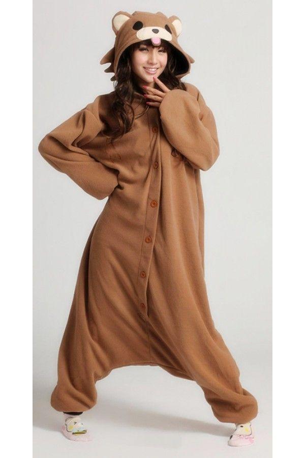 Marmot Kigurumi Party Pajamas  1593b20be