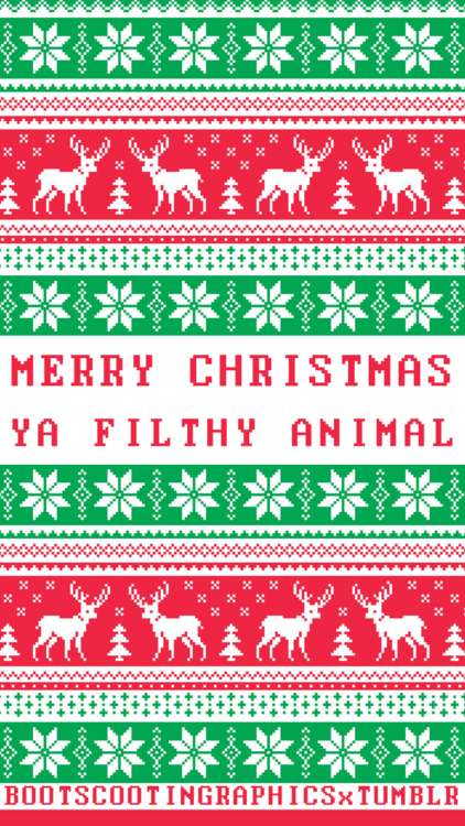 merry christmas ya filthy animal wallpaper google search - Merry Christmas Ya Filthy Animal