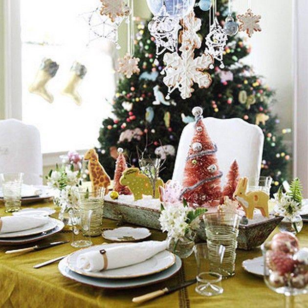 Vitamin-Ha – More Christmas Tablescape Ideas (40 Pics)