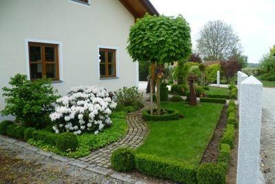 Vorgarten  Blick in den Vorgarten.jpg 400×267 Pixel | Garten | Pinterest ...