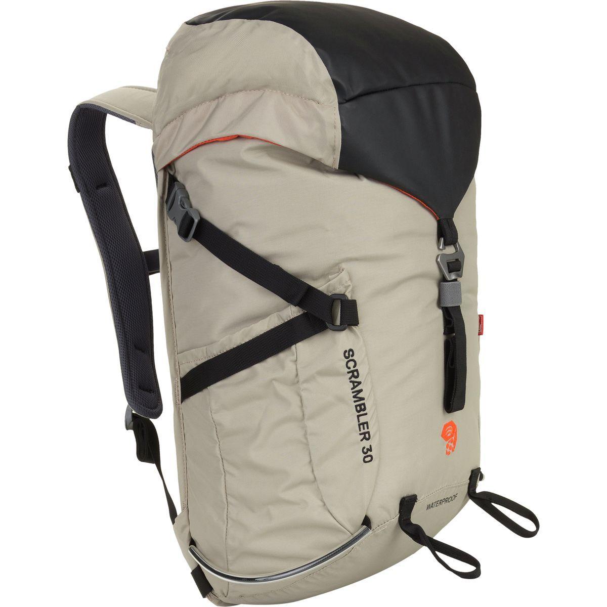 77d18e1662b52 Mountain Hardwear - Scrambler Outdry 30L Backpack - Badlands