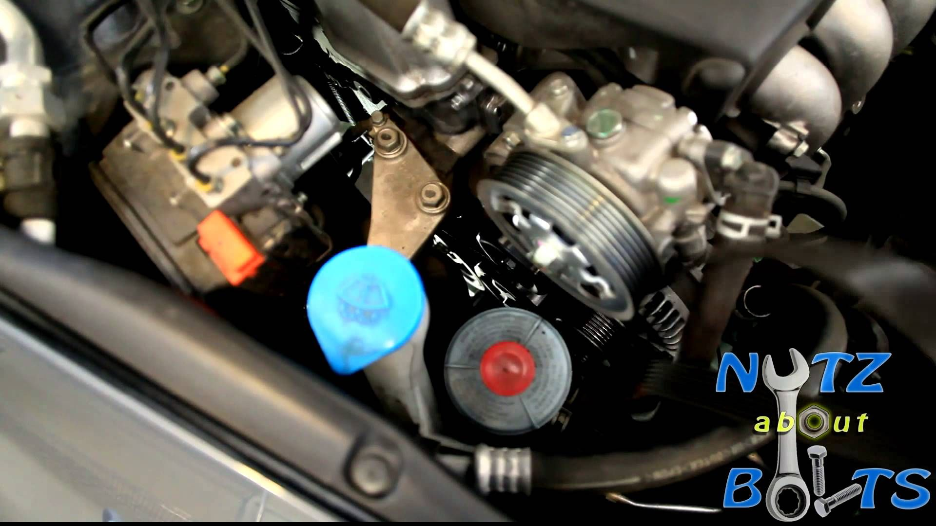 2003 2007 Honda Accord Serpentine Belt Replacement Car Alternator Honda Accord Alternator