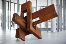 Arturo Berned, Cabeza XI v2 , Escultura abstracta