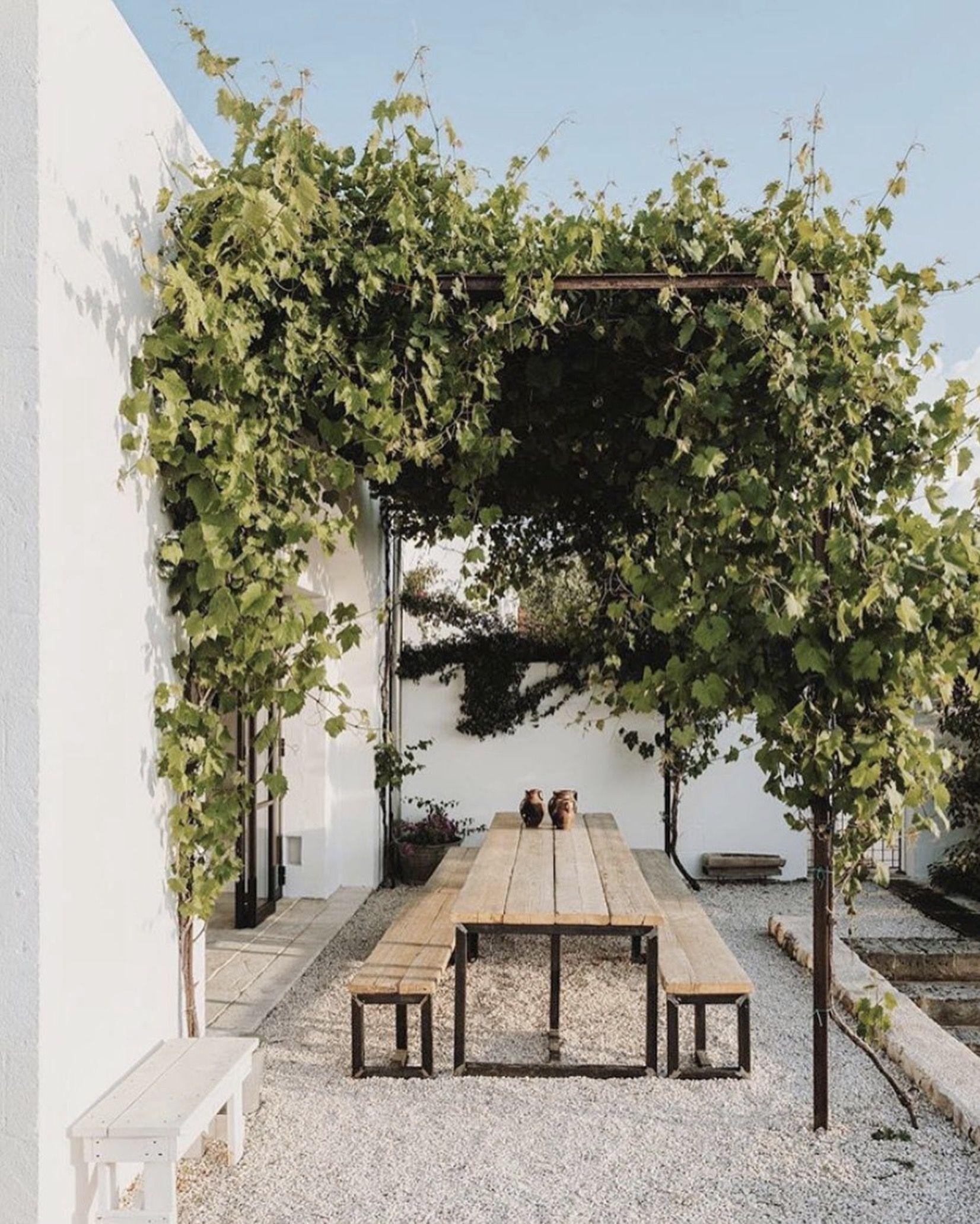 Inspiration for a Gentleman's Ranch – Garten