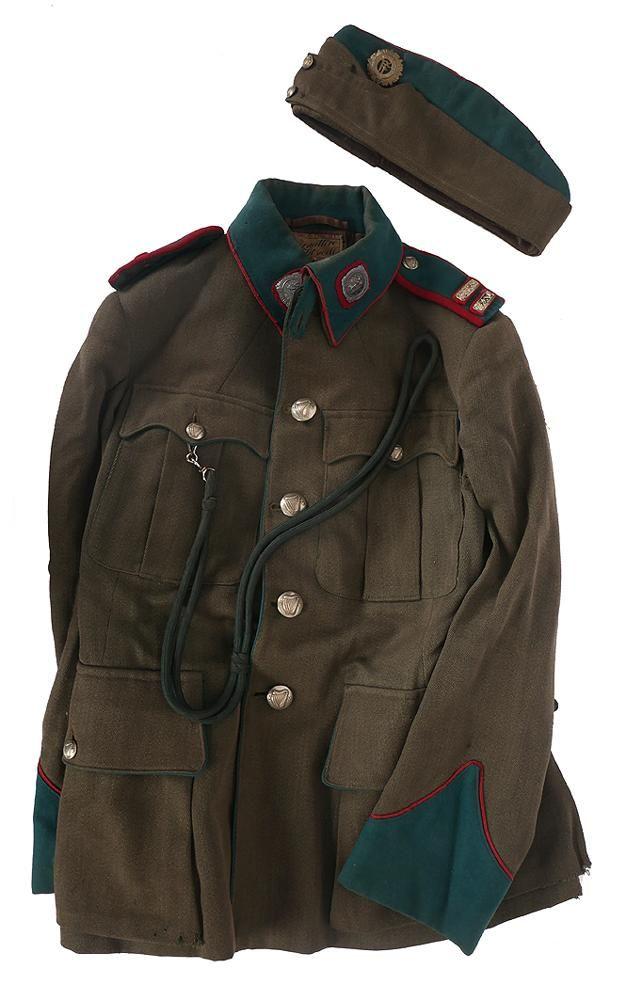 Irish  Army Volunteers Side Cap WW2 pattern