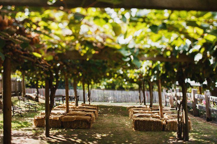 Kim And Marks DIY Farm Wedding Held At Gum Gully In Silvan Near Melbourne